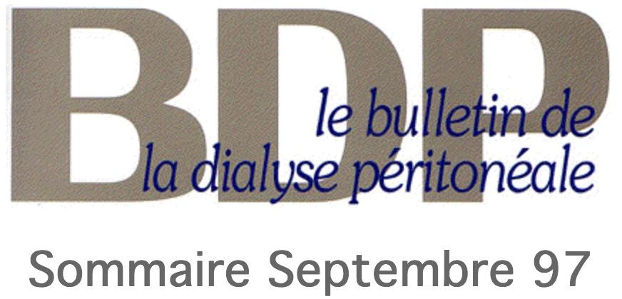 BDP_Volume7_No3 (Septembre 1997)